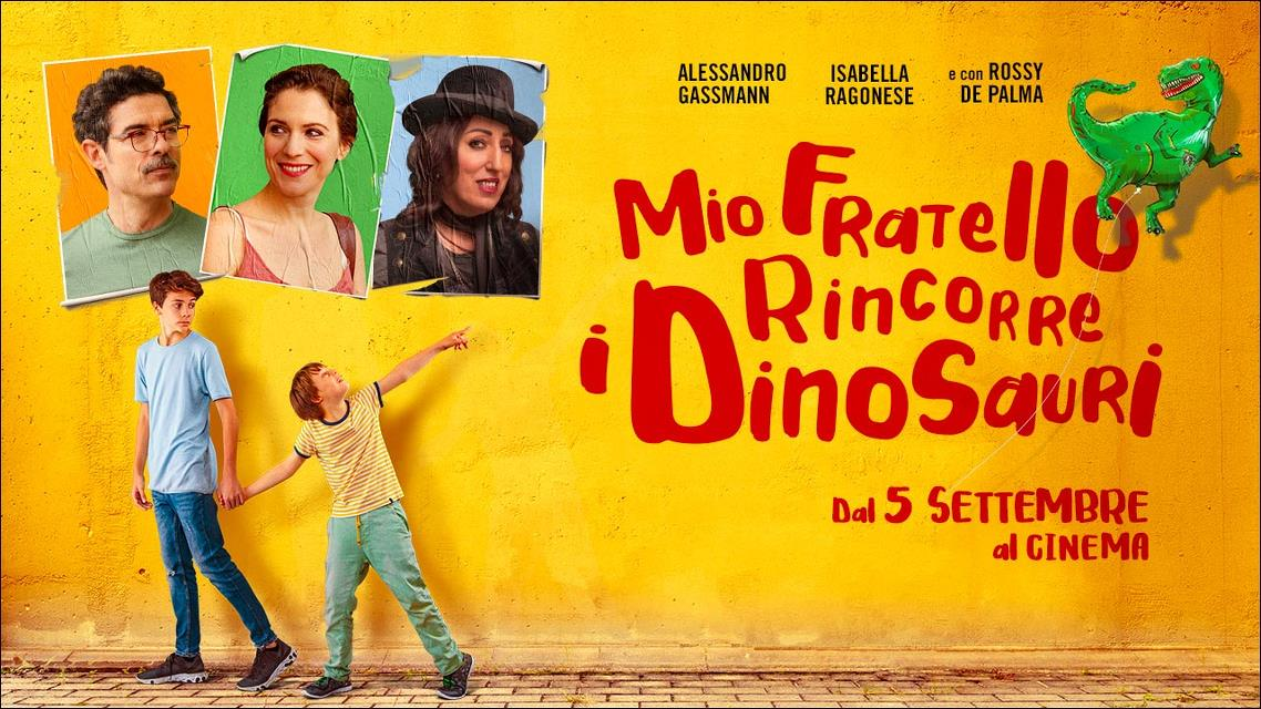 Cinema estate - Mio fratello rincorre i dinosauri